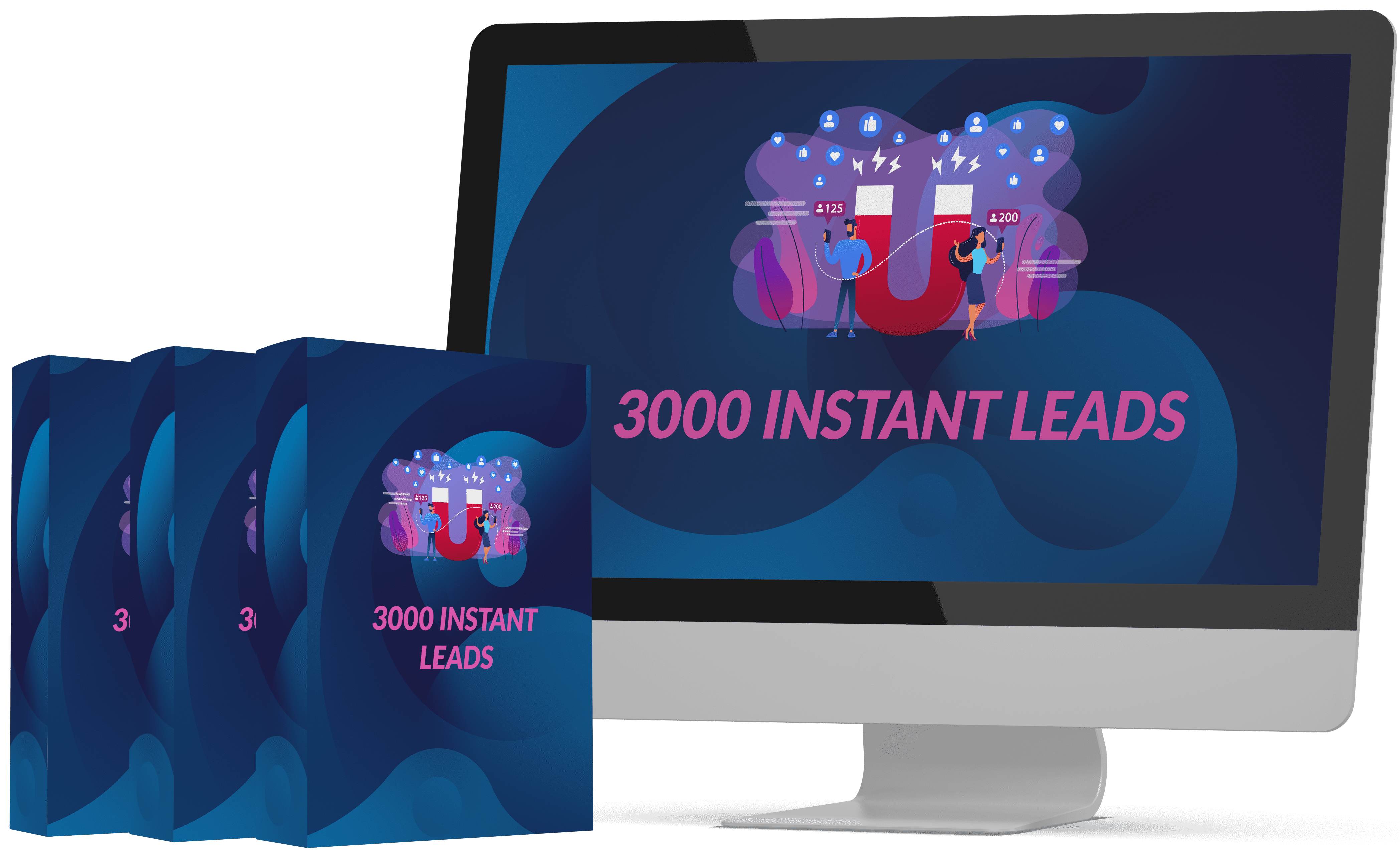 3000 Instant Leads